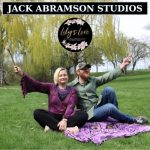 Jack Abramson Studios and Lily's Love team up on self care kits, featuring oracle cards and aromatherapy.
