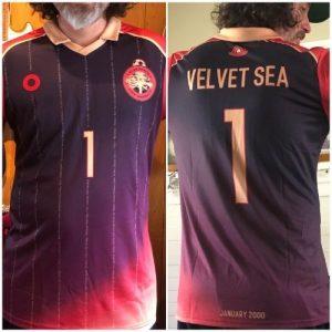 Phootykits Velvet Sea Soccer Jersey