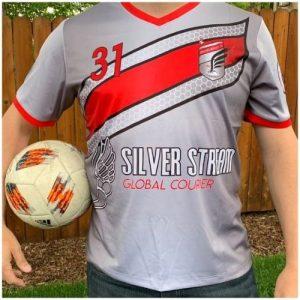 Phootykits Mercury Soccer Jersey