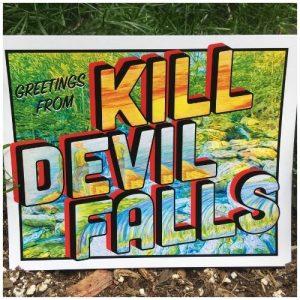 Margie Merch Kill Devil Falls poster