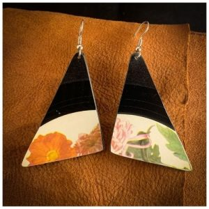 Leah Creation Jewelry features vinyl made, phish inspired jewelry.